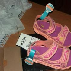 Adidas sandale mar 24.impecabile - Sandale copii Adidas, Culoare: Piersica