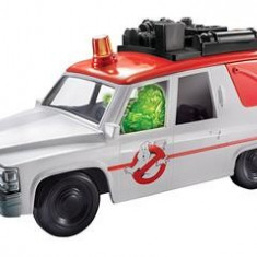 Jucarie Ghostbusters Ecto1 Vehicle Wth Figure - Masinuta electrica copii Mattel