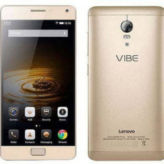 Telefon Mobil Lenovo Vibe P2, 32GB Flash, 4GB RAM, Dual SIM, 4G, Gold