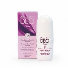Deodorant bio fara aluminiu, roll-on, dama, Ipnose, 50 ml, Bema Bio Deo