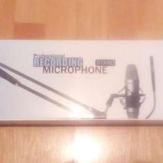 Stativ microfon pentru studio inregistrari gen foarfeca