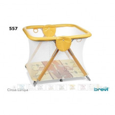 Tarc de joaca Europa 557 (Portocaliu) Brevi