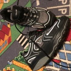 Venice-pantofi sport pentru slabit - Adidasi barbati, Marime: 40, Culoare: Gri