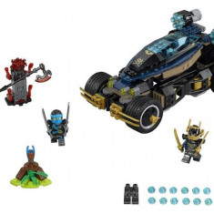 Lego® Ninjago Vehiculul Samurai Vxl - L70625