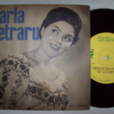 Disc vinil MARIA PIETRARU (format mic EPC 522)