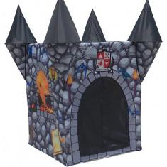 Cort De Joaca Pentru Copii Palatul Printului Logan - Casuta copii Knorrtoys