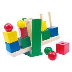 Cantar Cu Forme Geometrice - Jocuri arta si creatie Bino