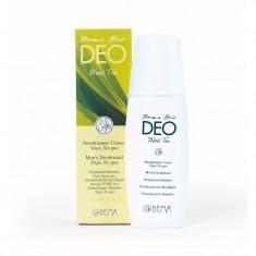 Deodorant bio spray fara aluminiu, barbati, Wood, 100 ml, Bema Bio Deo