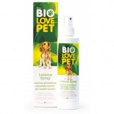 Spray bio pentru caini, anti tantari, 250 ml, Bema Bio Love Pet