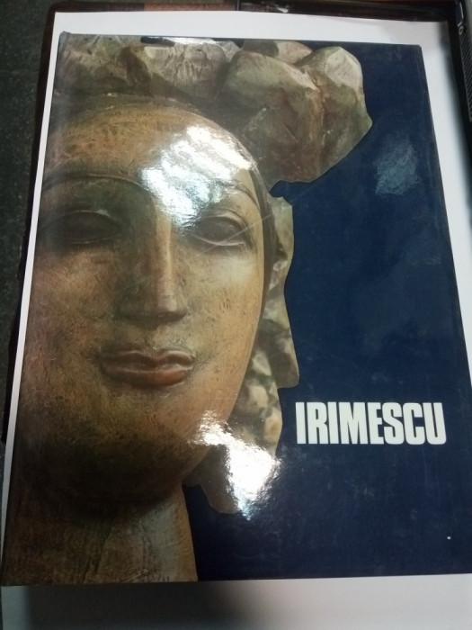 ION IRIMESCU - album de Alexandru Cebuc