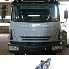 Bullbar/Bara Proiectoare Inox Cabina partea superioara Iveco EuroCargo (cabina mica/cabina mare)