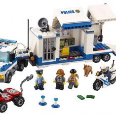 Lego® City Police Centru De Comanda Mobil - L60139