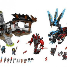 Lego® Ninjago Fieraria Dragonului - L70627