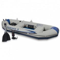 Barca pneumatica cu motor electric si acumulator - Barca pneumatice
