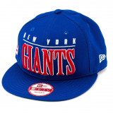 Sapca New Era Cotton NY Giants 9fifty Albastru - Cod 34604629 - Sapca Barbati, Marime: S/M, Culoare: Din imagine
