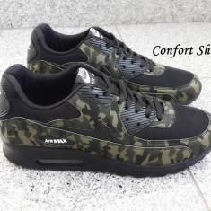 Adidasi Nike Air Max Army - Adidasi barbati, Marime: 37, 38, 39, Culoare: Din imagine