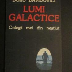 Lumi galactice - Carte Horror