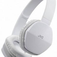 Casti JVC HA-SBT5W, alb - Casca PC