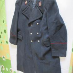 Rara! Manta Colonel Militie anii 80, masura 52 intr-o stare f.buna