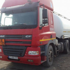 Vănd cap tractor+cisternă - Camion
