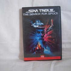Vand dvd rar Star Trek lll, The Search for Spock, original ! - Film SF, Romana