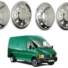 Capace Roti Inox Cromate R16 Vw LT 1999-2006 Fata+Spate ( Set 4 buc) - Tuning camioane