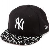 Sapca neagra New Era MLB 9fifty NY (Masura S/M) - Cod 34604618 - Sapca Barbati, Culoare: Din imagine
