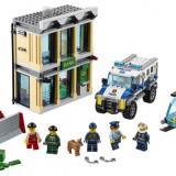 Lego® City Police Spargere Cu Buldozerul - L60140
