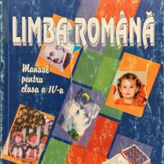 LIMBA ROMANA MANUAL PENTRU CLASA A IV-A - Marcela Penes, Vasile Molan - Manual scolar, Clasa 4