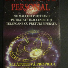 Horoscopul personal - Carte astrologie