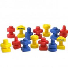 Joc Suruburi Si Piulite Miniland - Jocuri arta si creatie
