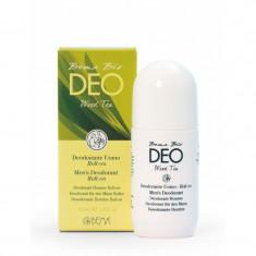 Deodorant bio fara aluminiu, roll-on, barbati, Wood, 50 ml, Bema Bio Deo