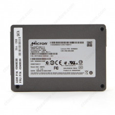 SSD Laptop Micron Real C300 128 GB, SATA 3, 2.5 inch
