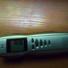 Reportofon ceas cu radio - Camera spion