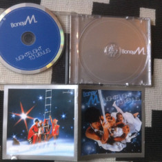 Boney M Nightflight to Venus album cd disc Muzica Pop sony music disco dance sony bmg vest