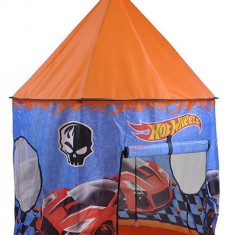Cort De Joaca Pentru Copii Hot Wheels Castel - Casuta copii Knorrtoys