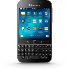 Telefon mobil BlackBerry Q20 Classic 4G 16GB Black - Telefon BlackBerry