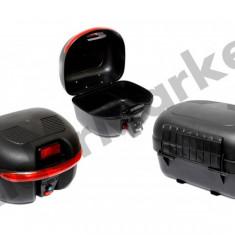 Portbagaj top case moto 40 x 35 x 26 cm - Top case - cutii Moto