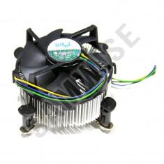 Ooler BOX pentru procesor Intel, LGA775, mufa 4 pini, control turatie, GARANTIE! - Cooler PC Intel, Pentru procesoare