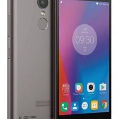 Telefon Mobil Lenovo K6, 16GB Flash, Dual SIM, 4G, Grey