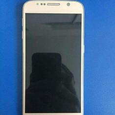 Vand s6 gold - Telefon mobil Samsung Galaxy S6, Auriu, 32GB, Neblocat