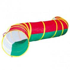Cort De Joaca Pentru Copii Flexi Tunnel - Casuta copii Knorrtoys