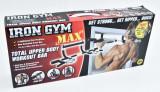 Bara multifunctionala pentru tractiuni si fitness - Iron Gym Max - Noua