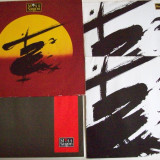 Disc vinil MISS SAIGON - Musical (2 discuri + pliant) (Geffen Records  -1990)