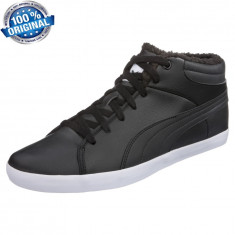 GHETE ADIDASI ORIGINALI 100% PUMA ELSU MID WINTER imblanite nr 40;41 - Ghete barbati Puma, Culoare: Din imagine