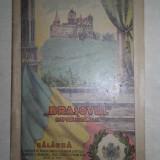 CALAUZA BRASOVULUI SI IMPREJURIMILE, 1922 - Carte veche