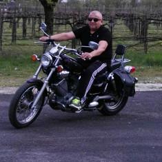 YAMAHA VIRAGO 535....CUSTOM.... - Motocicleta Yamaha