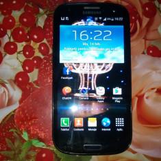 Samsung Galaxy S3 16GB - Telefon mobil Samsung Galaxy S3, Negru, Neblocat, Dual core, 2 GB
