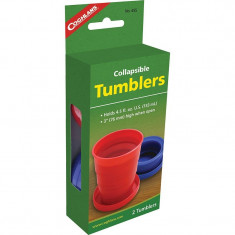 Coghlans Set Pahare Pliabile Collapsible Tumblers 655 - Vesela camping Coghlans, Cani si pahare