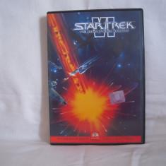 Vand dvd rar Star Trek Vl, The Undiscovered Country, original.l - Film SF, Engleza